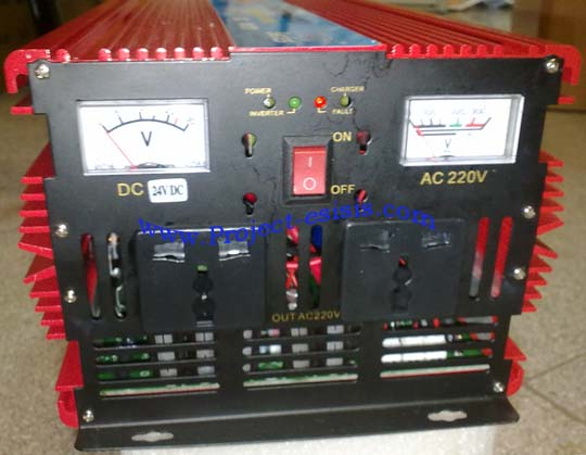 Power Electronic Inverter (01)
